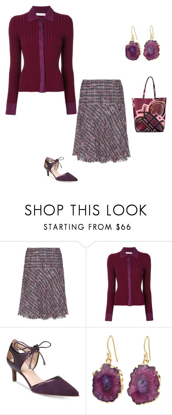 """Untitled #1503"" by mokeefe425 ❤ liked on Polyvore featuring Etro, Altuzarra, Franco Sarto and Emilio Pucci"