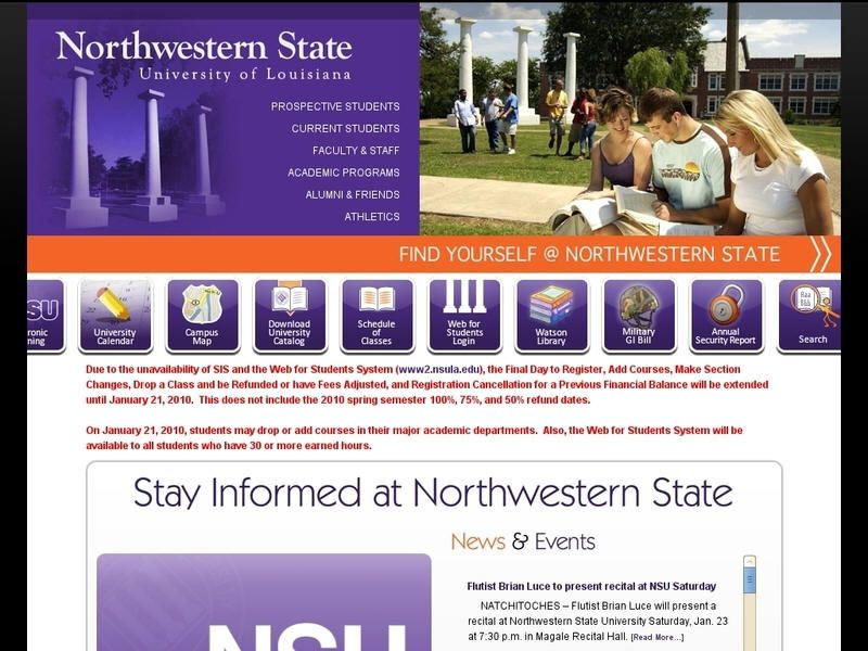 Northwestern State University With Images Kentucky Colleges