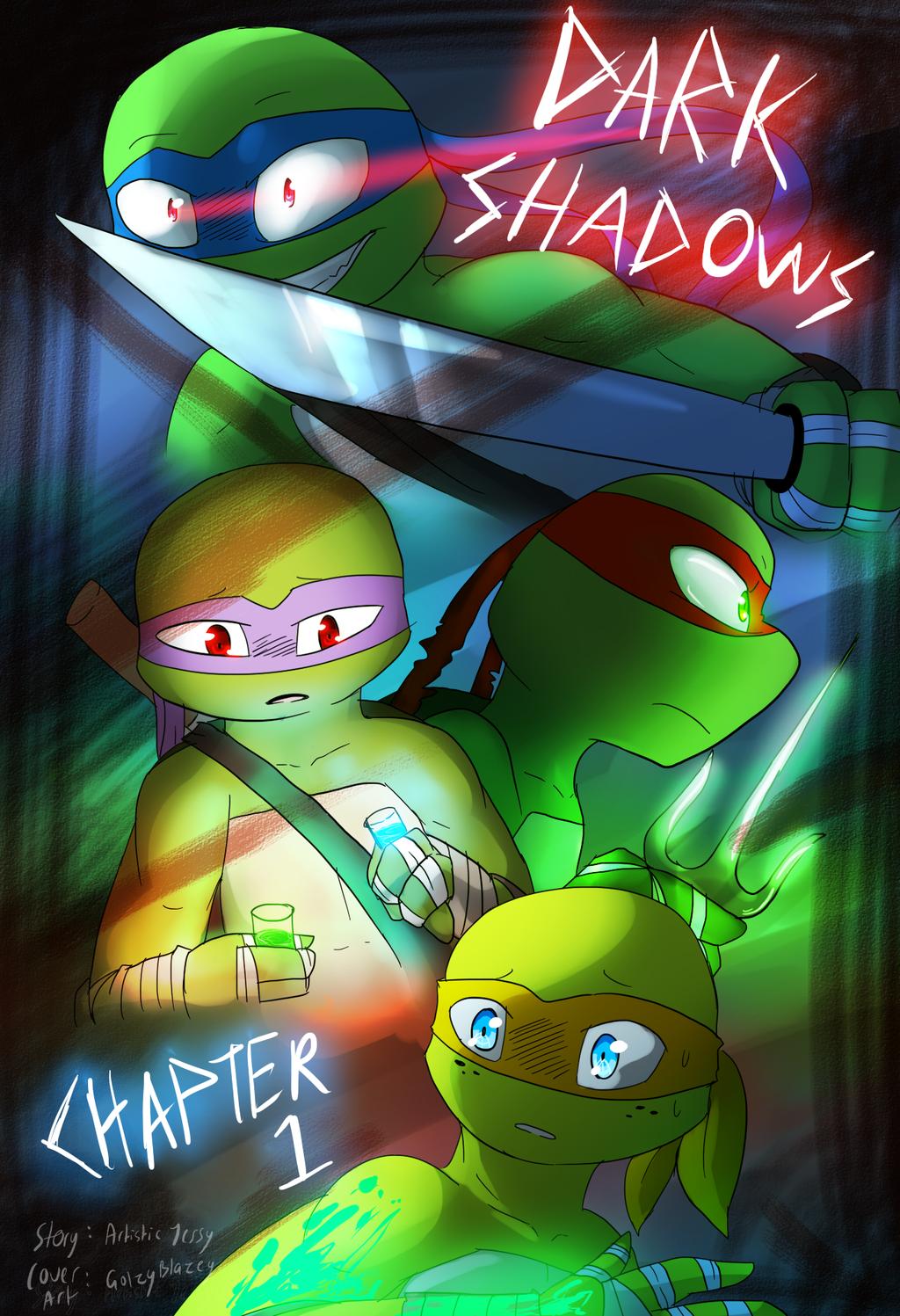 acbc5d927da Chapter One Tmnt Comics, Chapter One, Shadows, Ninja, Darkness, Ninjas
