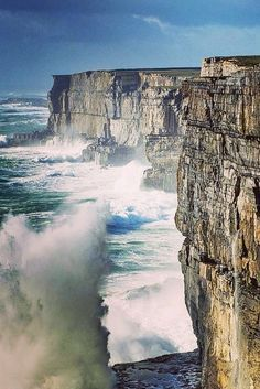 They don't call it the Wild Atlantic Way for nothing...