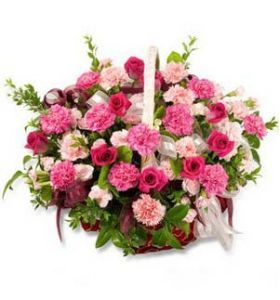 Send A Large and Fascinating 50 Mix Flower Basket of Different Colors Through Shop2AP. It is for Special People Gifted on Special Occasions. Take the Services Of Our Florist to Design The Bouquet or Basket For Dear Ones.
