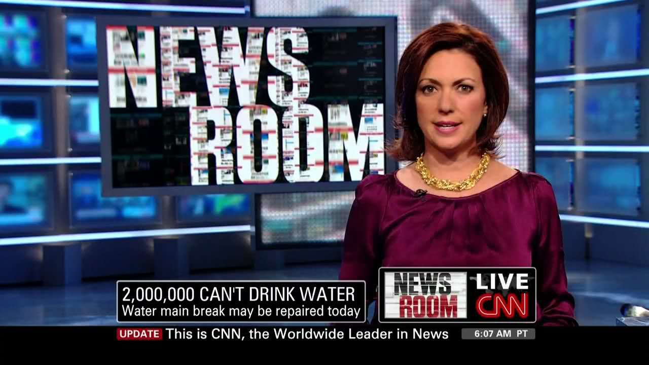 CNN Pinterest: News Has Also Come A Long Way Thanks To Technology And The