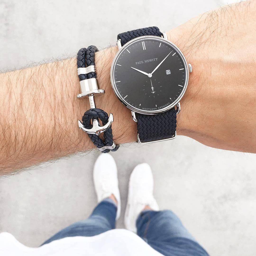 Paul Hewitt Mens Accessories Fashion Fashion Watches High Fashion Men
