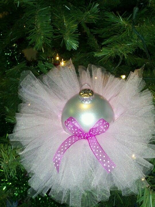 Tutu ornament for Jehle Christmas Dance, Christmas Barbie, Christmas  Ornaments To Make, Christmas - Tutu Ornament For Jehle Grandbabies Stuff Ornaments, Christmas