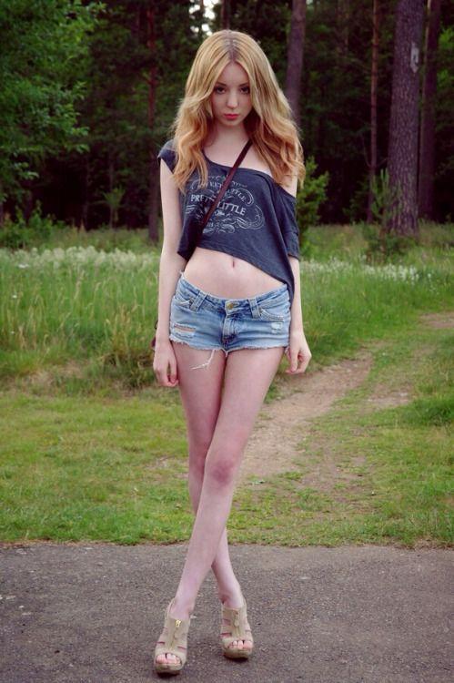tumblr petite teen Very young girl