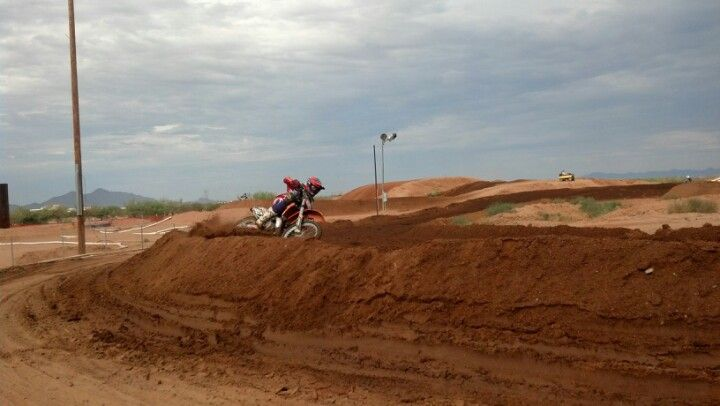 Et Motopark Mesa Az Dirt Bike Track Country Roads Train