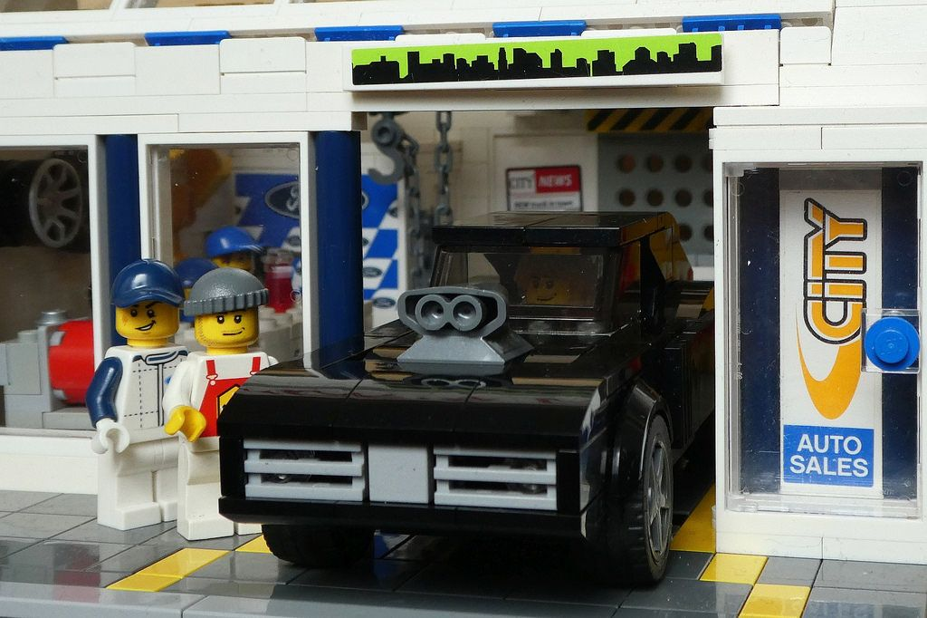 Auto Sales Cars For Sale Lego Creations Auto