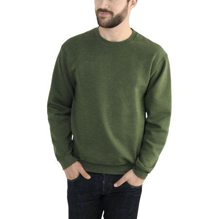c4f732d23a Fruit of the Loom - Fruit of the Loom Men's Dual Defense EverSoft Crew  Sweatshirt -