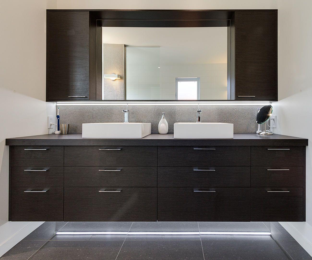 Fabrication installation de meubles de salle de bain sur - Fabrication meuble salle de bain ...