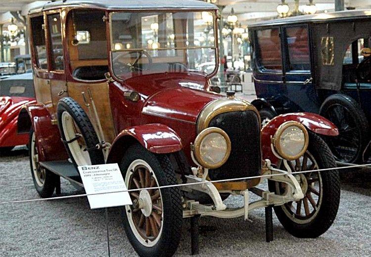 Benz gr de 1918 benz gr v hicule ancien produit en 1918 cette voiture a un moteur 4 cyl 2 6l - Produit pour lustrer une voiture ...