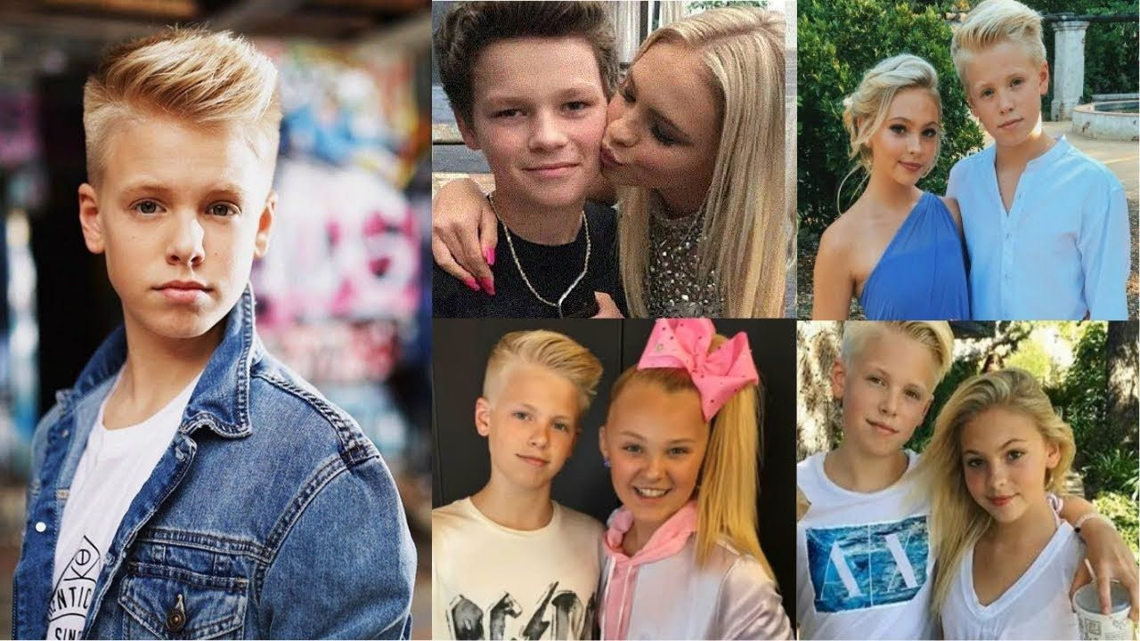 Carson Lueders s Girlfriend