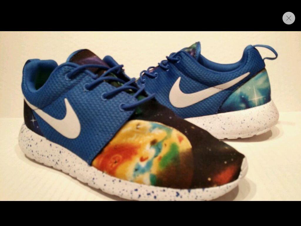 Nike Roshe Run Custom ...