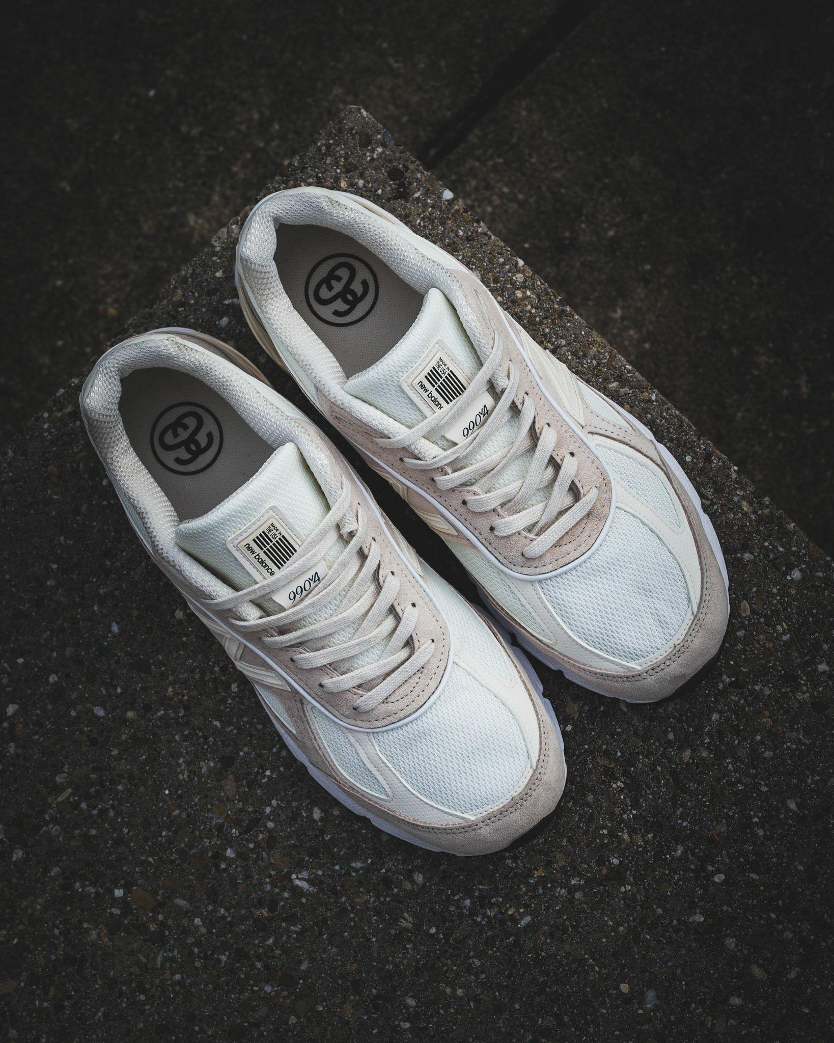 best website 30ea8 02362 Stüssy x New Balance 990   Sneakers: New Balance 990 ...