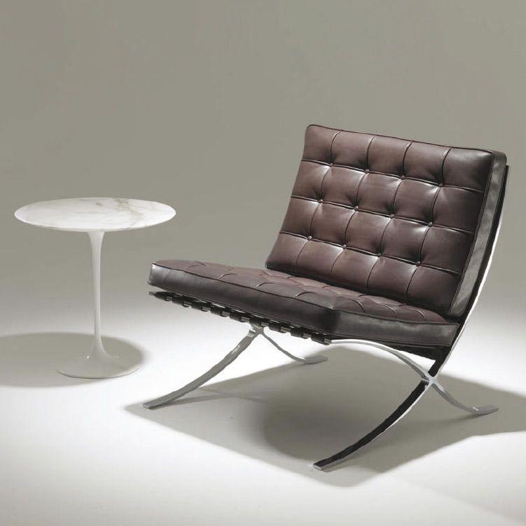 Barcelona Chair Relax Barcelona Stuhl Sessel Stuhle