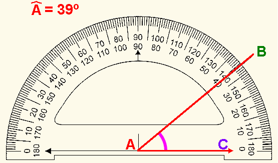 Resultado De Imagen Para Angulo De 9 Grados Medicion De Angulos Clasificacion De Triangulos Geometria