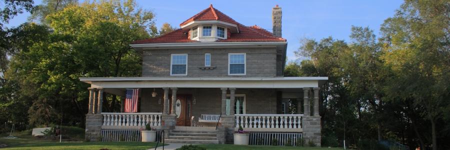 Prairie Creek Inn, Nebraska Bed and breakfast, House