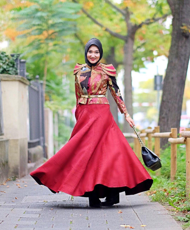 Pretty! | Gaya hijab, Gaun pesta