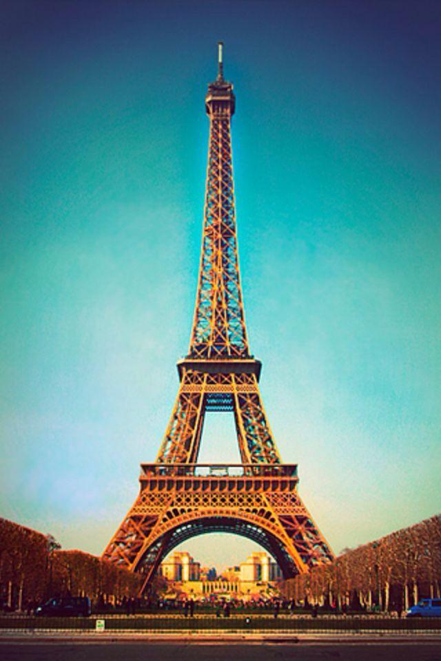 This Wallpaper Makes Me Feel Like Im In Paris Eiffel Tower Pics