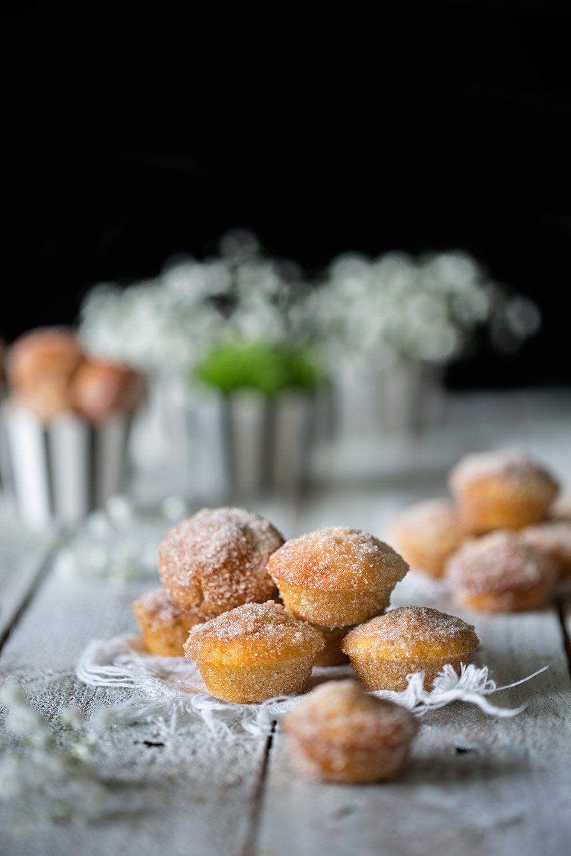 Mini Apfel- Muffins