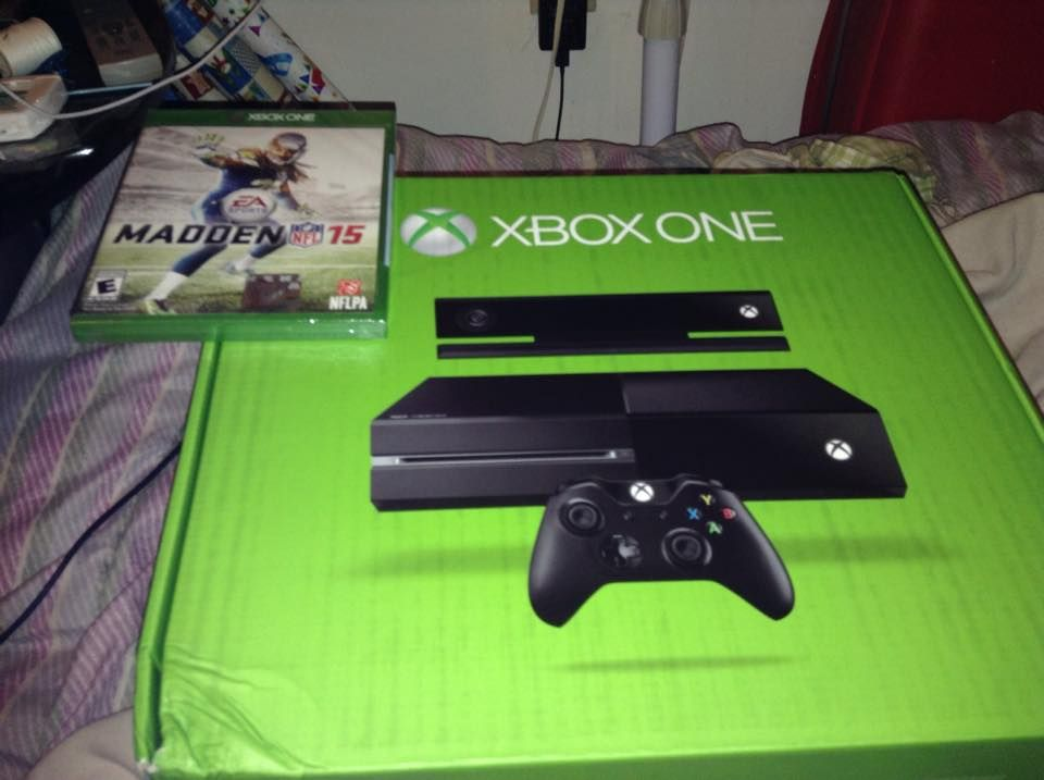 Free Xbox and Madden football win from reader Amber!!! :)