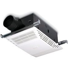 Shop For The Broan 656 White Non Ducted Ceiling Mounted HVI Certified Bath  Heater With Light And Save. Bathroom Fans ...