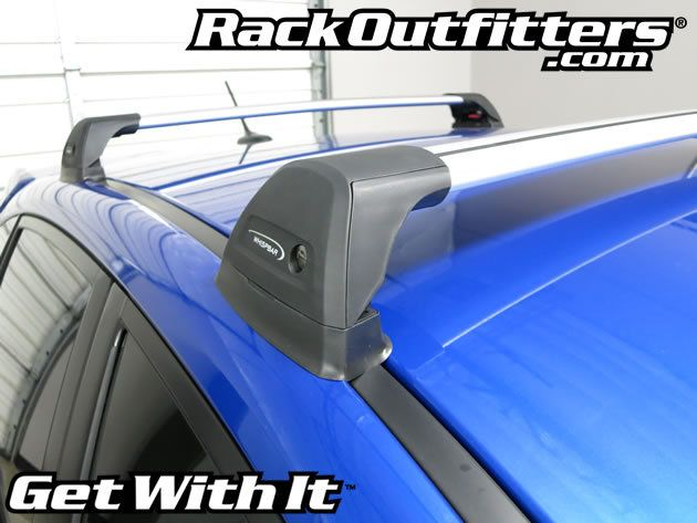 Rack Outfitters Subaru Impreza Wrx Sti Whispbar Silver Flush Bar Roof Rack 08 14 519 00 Http Www Rackoutfitters Com Subaru Wrx Subaru Subaru Impreza