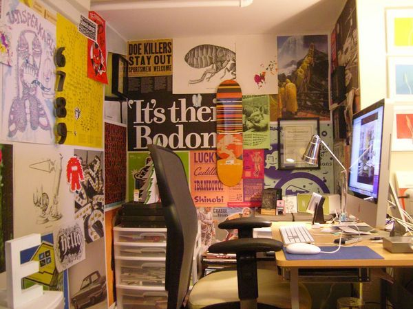 graphic design studio office Pesquisa Google work space