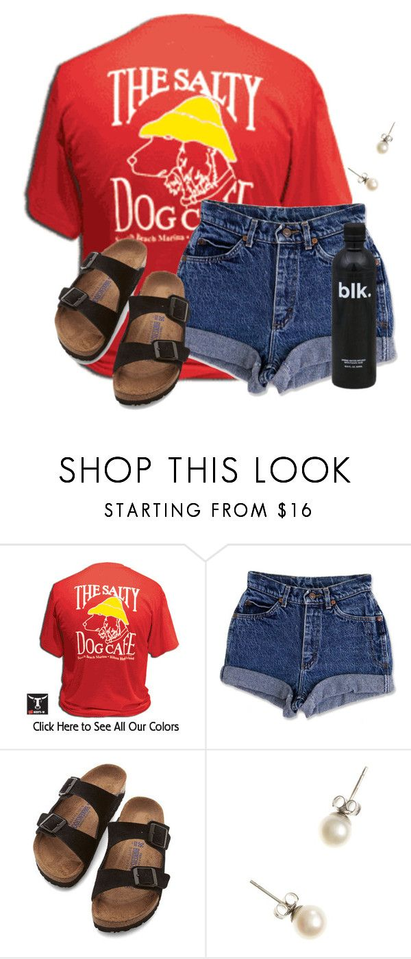 """~m o n d a y~"" by flroasburn ❤ liked on Polyvore featuring Birkenstock and J.Crew"