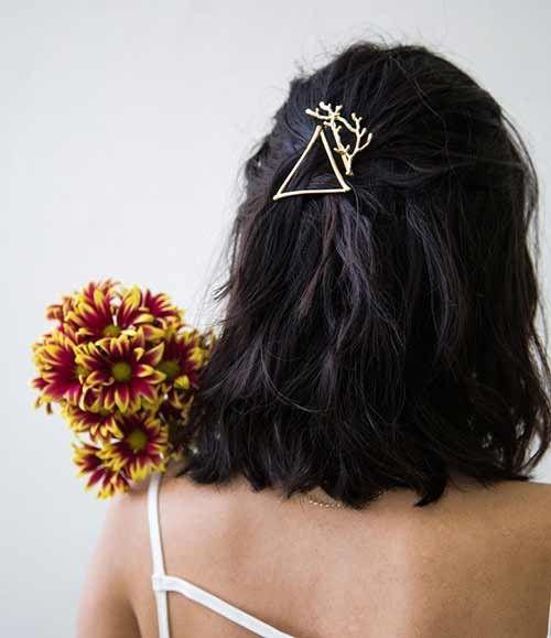 20 unglaubliche DIY-Kurzhaarfrisuren Kurzes Haar ist pflegeleicht. Aber meine Freunde beschweren sich, dass sie nicht viele Möglichkeiten haben, sie zu stylen.Nun, erlauben Sie mir, Si... Frisur #hairscarfstyles