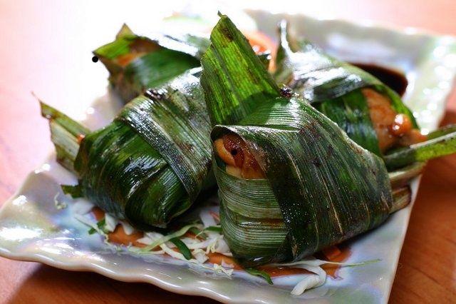 Harumnya Ayam Goreng Pandan Resipi Makanan Explo Rasa Cari Infonet Poultry Recipes Food Indian Food Recipes