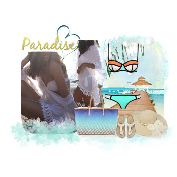 Because all you need is a little bit of paradise. | Lookbook Store Outfit Ideas