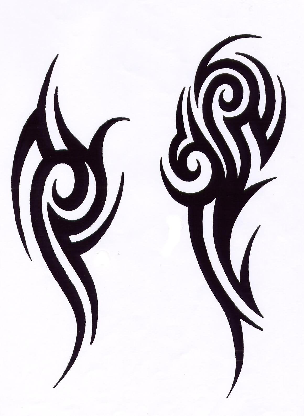 Designs Tribal tattoo