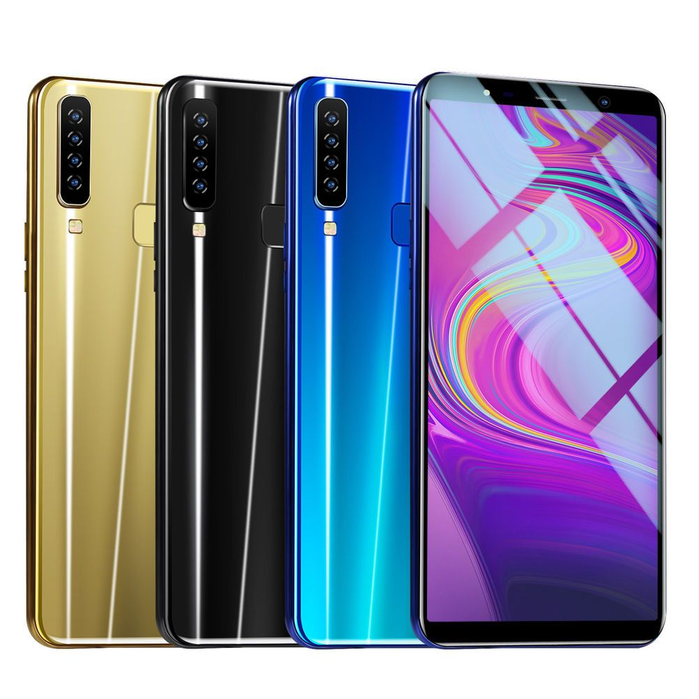 Android 8 1 Unlocked 6 2 Cell Phone Quad Core Dual Sim 64gb 4g Ram Smartphone 93 79 End Date Sunday Dec 30 2018 19 34 08 Ps Smartphone Mobile Phone Phone
