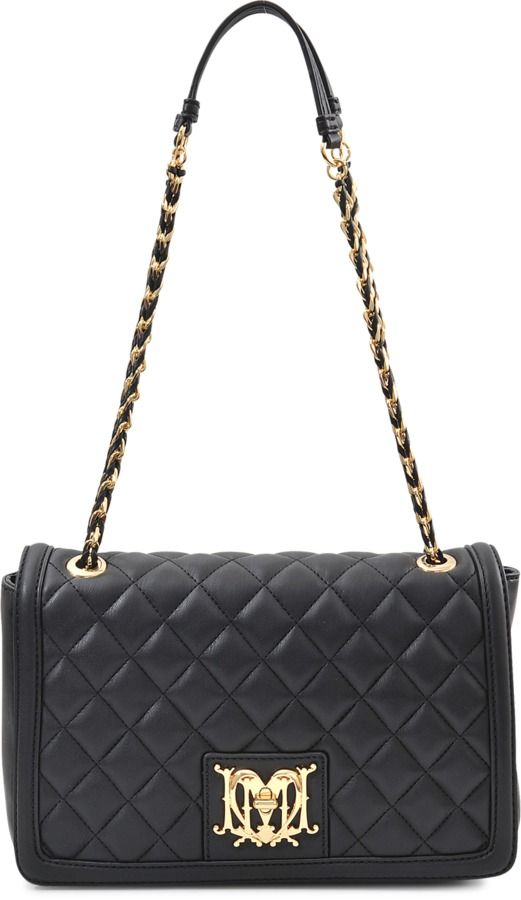 Love Moschino Super Quilted Flap Bag Bags Flap Bag Quilted Bag