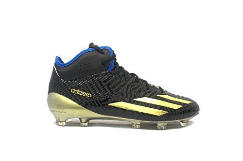 fb4e5189423 adidas Men s SM adizero 5-Star 5.0 X SP Mid Football Cleats (10 ...