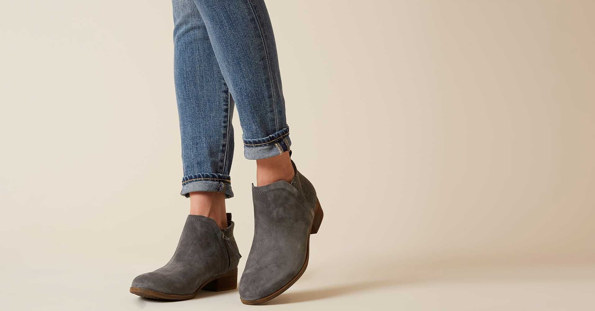 TOMS Deia Ankle Boot - Women's Shoes in