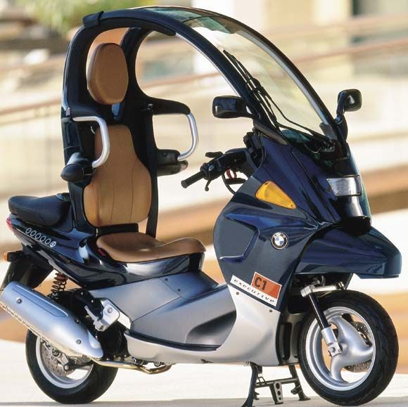 Bmw C1 125 Executive Innovation And We Pinterest Bmw Bmw C1