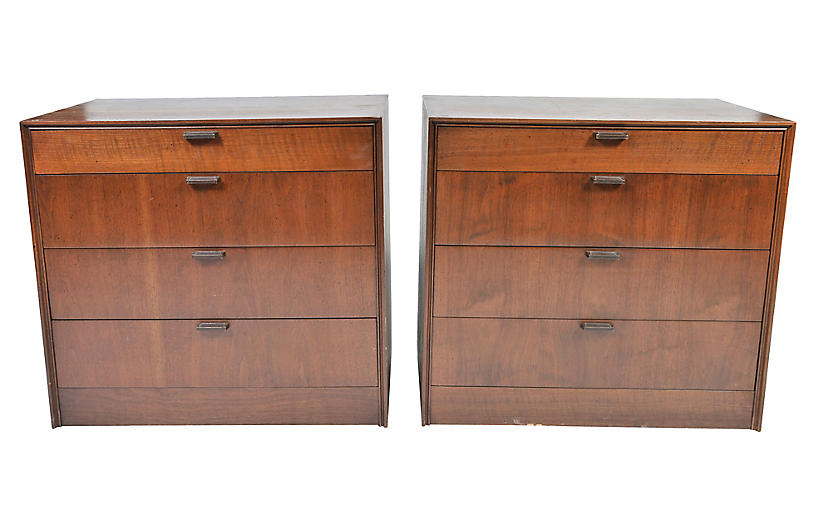 Best Midcentury Dressers Set Of 2 West Fifth Mid Century 400 x 300
