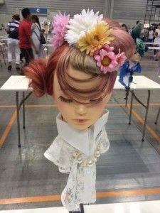コンテストがありまして… 美容室 Ash 元町店ブログ ヘアサロン・美容院