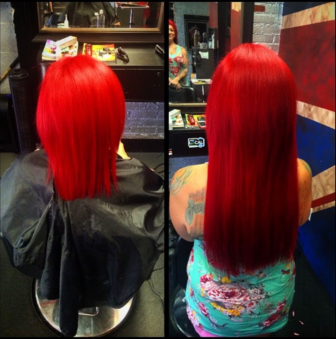 Red red tape hair extensions and extensions red tape in hair extensionsseamless pmusecretfo Choice Image