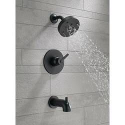 Photo of Ashlyn pressure equalization and temperature control shower tap