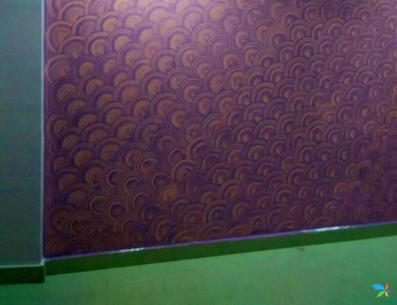 Effects Neu Royale Play Interior Painting Asian Paints Wall Designs Wall Paint Designs Wall Texture Design