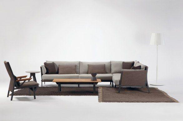 Vieques è la nuova collezione di mobili di Patricia Urquiola per Kettal
