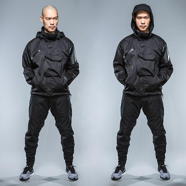 tech wear cyberpunk urban street mens clothes smart tactical styles