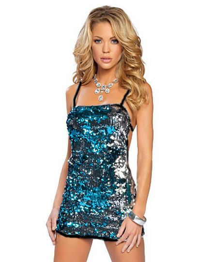 Sequin Club Dress | Glitter Glam | Pinterest | Sequins, Mini ...