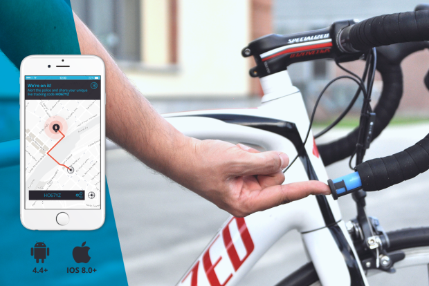 Sherlock The Gps Anti Theft Device For Bicycles Indiegogo Gps