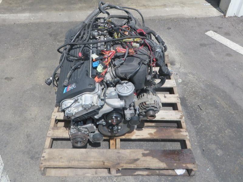 01 02 03 04 05 06 BMW M3 E46 S54 Engine Motor 3 2L 125k