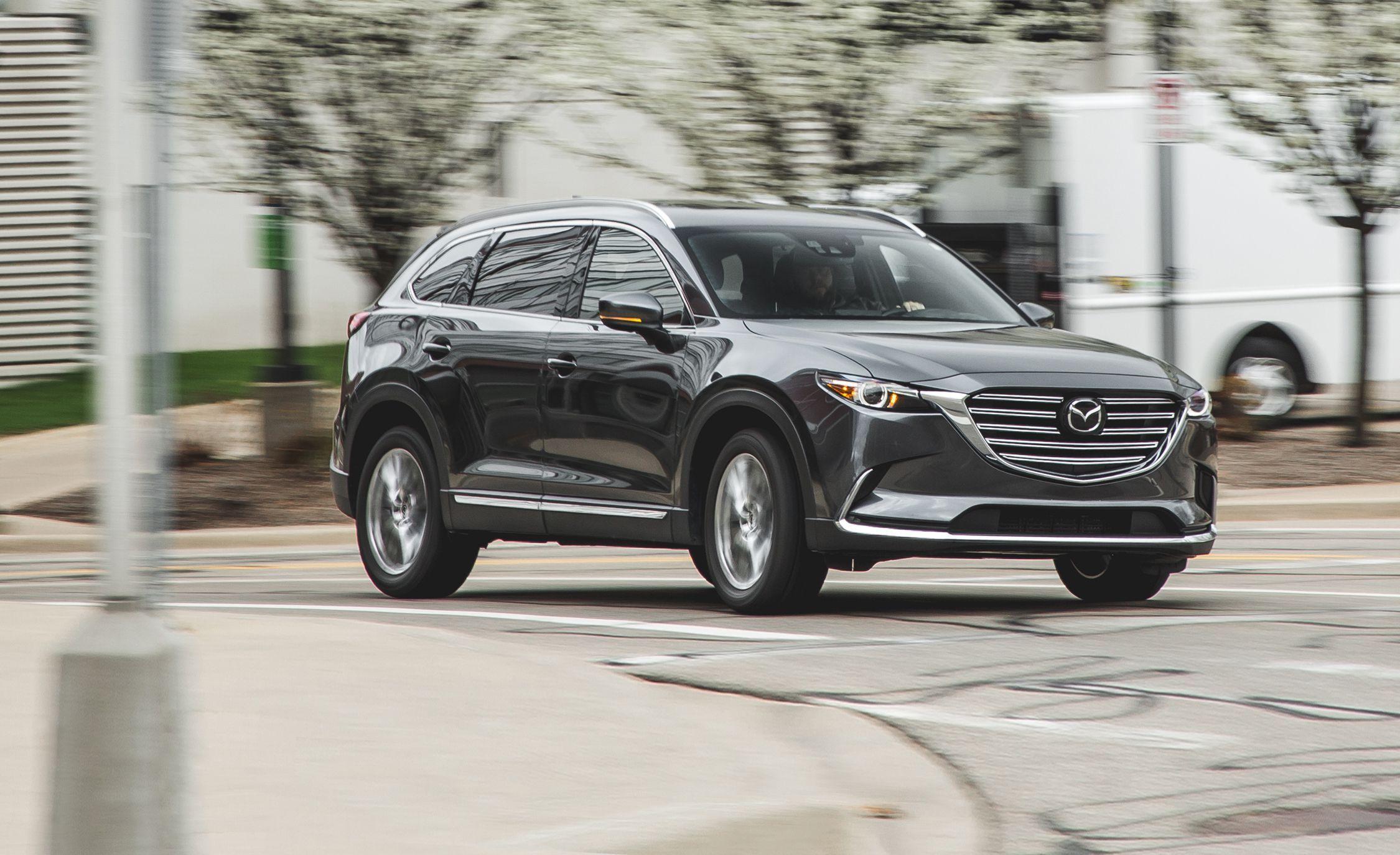 Top 2018 Mazda Cx 9 Reviews