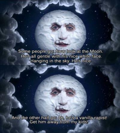 """I'm the Moon"" - Amazing"