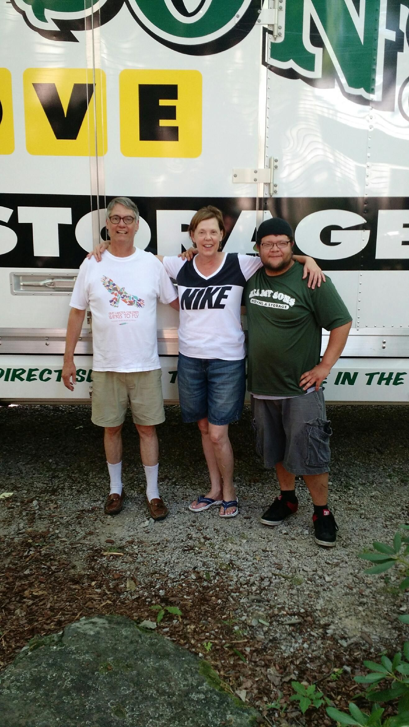 All My Sons Moving And Storage Happy Customers Of Murfreesboro Tn